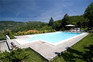 Luxury Holiday Florence Villa