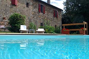 Farmhouse Terme Petriolo