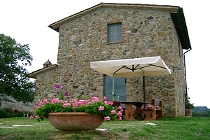 Farmhouse Val d`Orcia